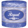 Regal Luxury Blue 2 Ply 400 Sheet Toilet Roll 48/Ctn