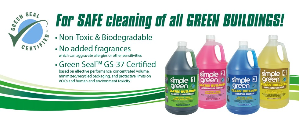 Allergy cleaning supplies